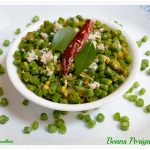 Beans Poriyal Recipe   Beans Stir Fry Recipe