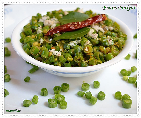 Beans Stir Fry Recipe