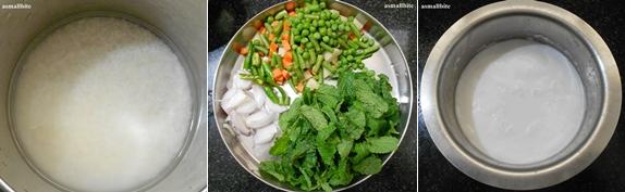 Brinji Rice Step1