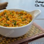 Cabbage Curry Recipe | Muttaikose Curry | Cabbage Sabzi