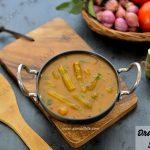 Drumstick Sambar Recipe 1