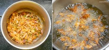 Onion Pakoda Step2