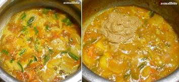 Kadhamba Sambar Step4