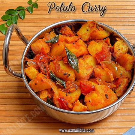 Potato Curry Recipe | Urulaikilangu Varuval | Potato Fry Recipe