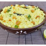 Lemon Rice Recipe | Easy Elumichai Sadham | Asmallbite