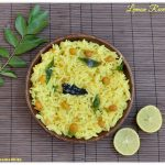 Lemon Rice Recipe | Easy Elumichai Sadham