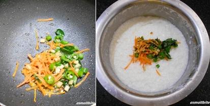 Curd Rice Step3