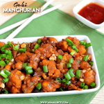 How to make Gobi Manchurian Recipe | Cauliflower Manchurian