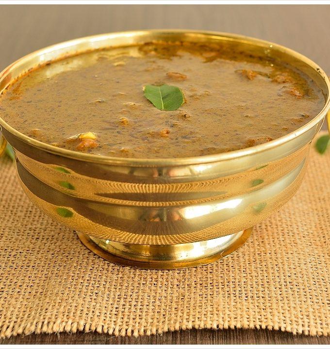 Karuvepillai Kuzhambu Recipe | Curry Leaves Kuzhambu