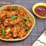Cabbage Pakoras | Cabbage Pakoda (Fritters) Recipe