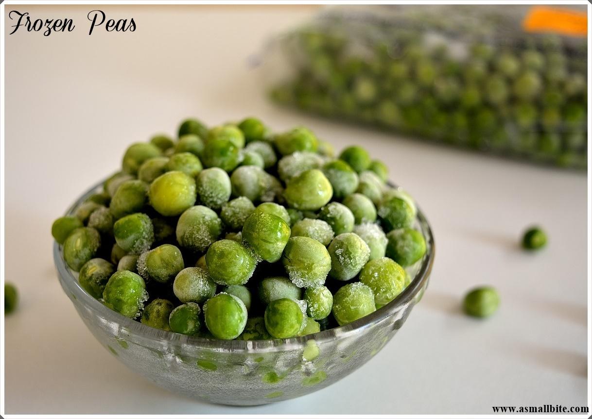 Frozen Peas 2