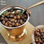 Black Channa Sundal | Ganesh Chathurthi Recipes