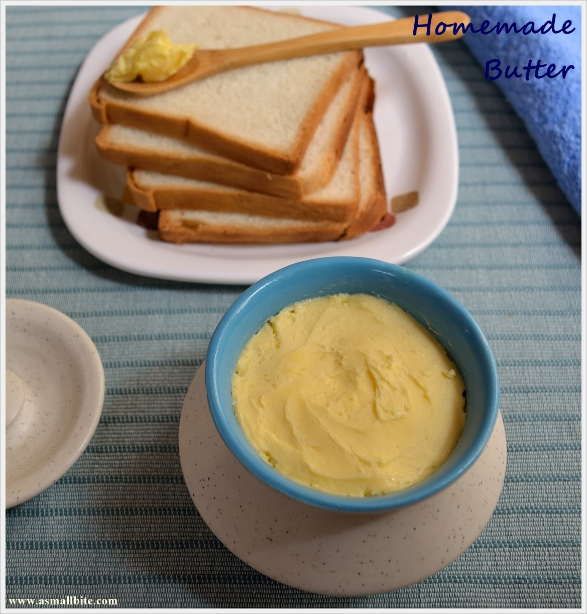 Homemade Butter 1