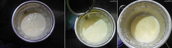 Homemade Butter Step2