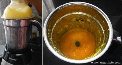Mango Juice Step2