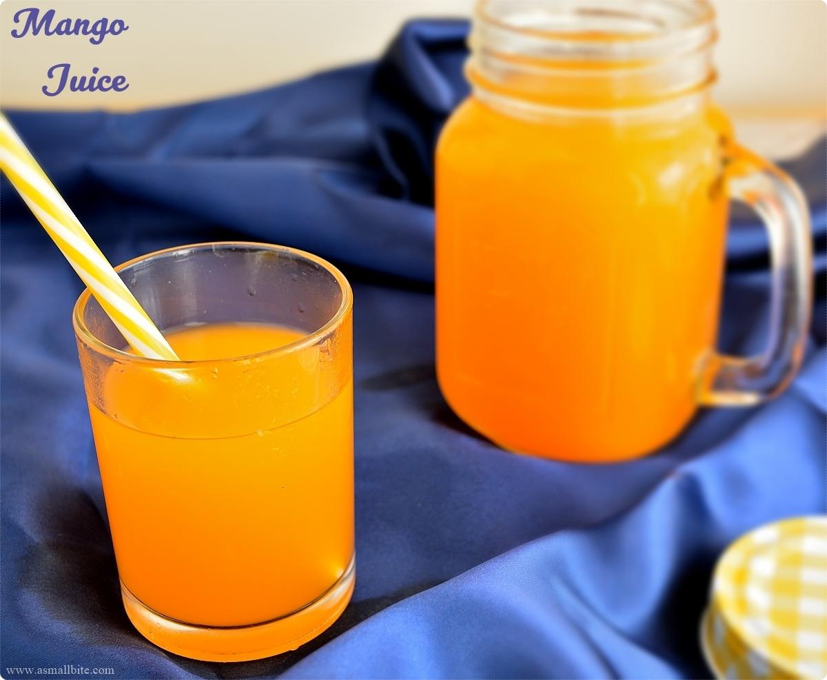 Mango Juice Recipe | How to make - 654.8KB