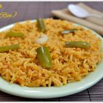 Vangi Bath Recipe | Brinjal Rice Recipe