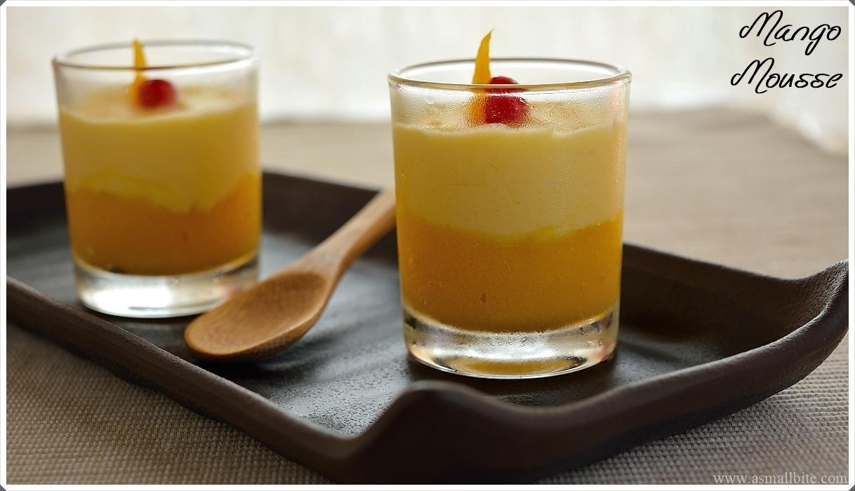 Mango Mousse 1