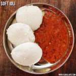How to make Idli Batter | Soft Idli Recipe