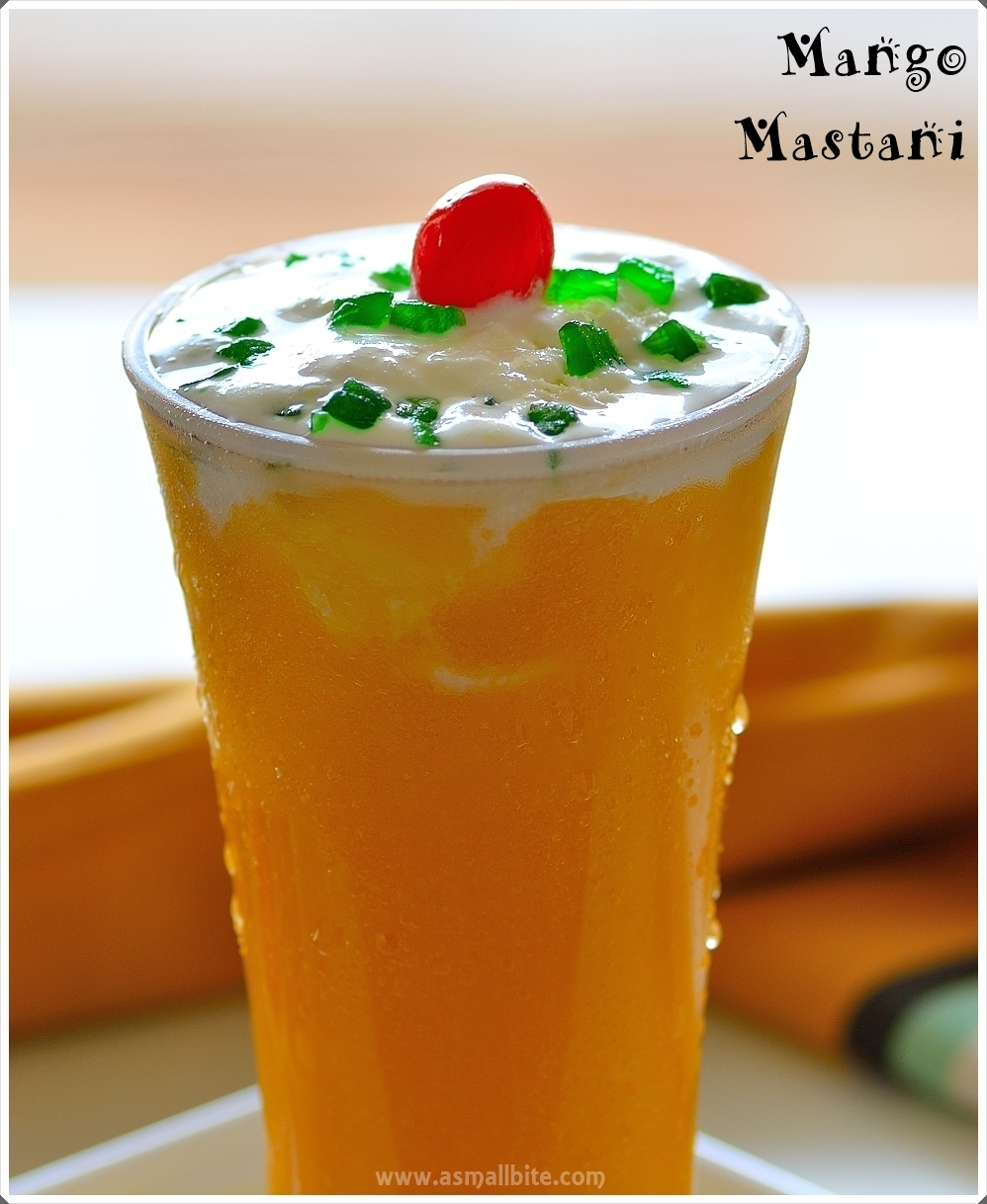 Pune's Mango Mastani