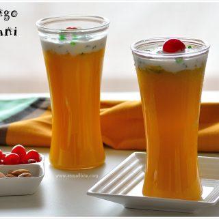 Pune's Mango Mastani 1