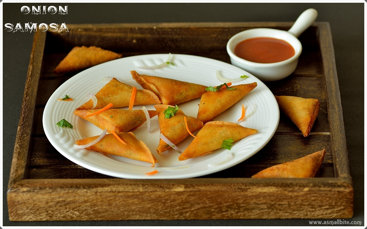 Mini Onion Samosa 1