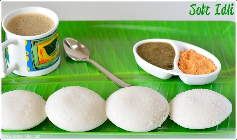 Soft Idli Batter 1
