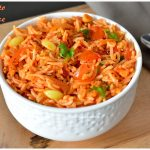Tomato Rice Recipe | Thakkali Sadam Recipe