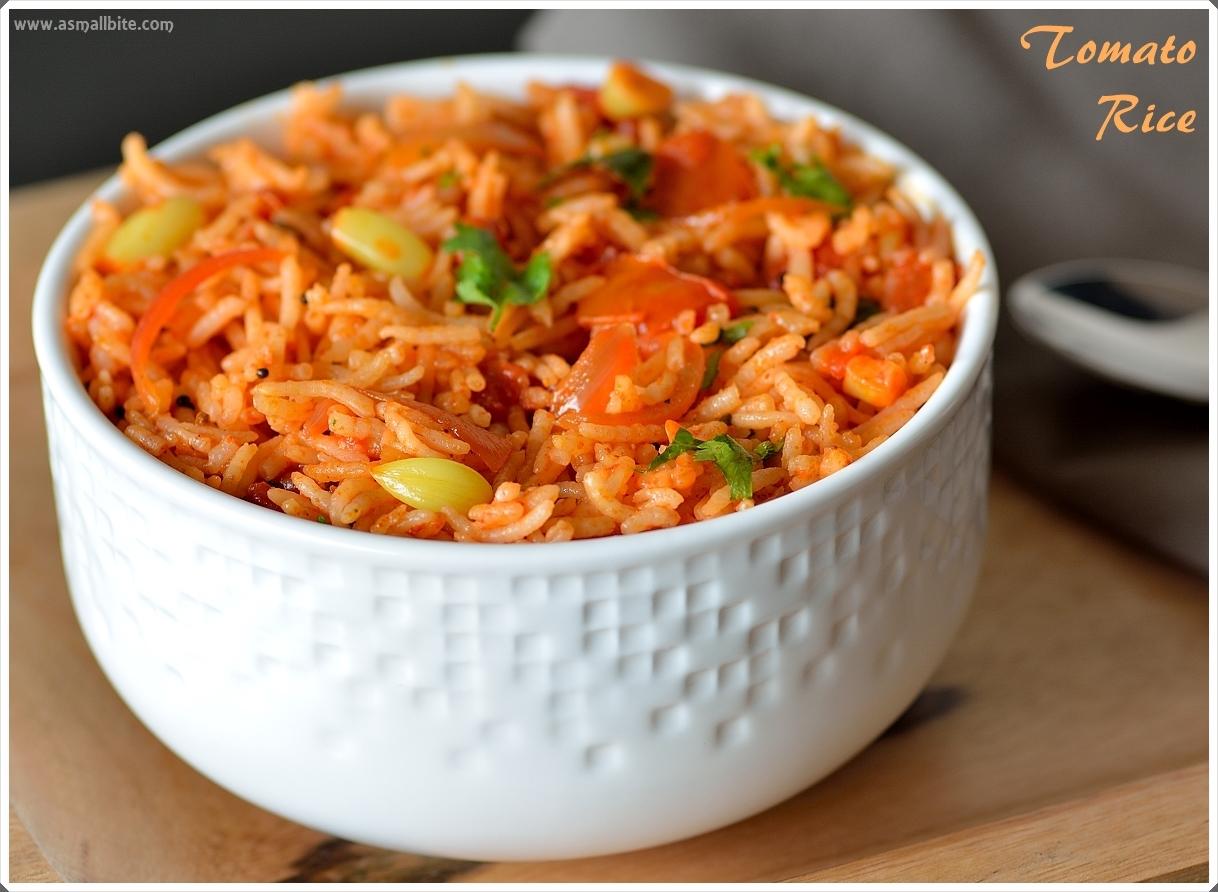 Thakkali Sadam Recipe
