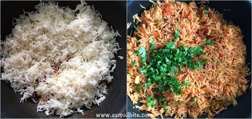 Tomato Rice Step5