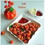 Gobi Pakoras Recipe