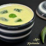 Butter Milk Kuzhambu | Vendakkai Mor Kulambu | Mor Kuzhambu