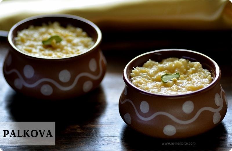 Palkova Gokulashtami Recipes