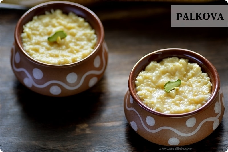 Palkova | Gokulashtami Recipes | Asmallbite
