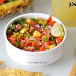Pineapple Salsa Recipe | Easy Pineapple Salsa
