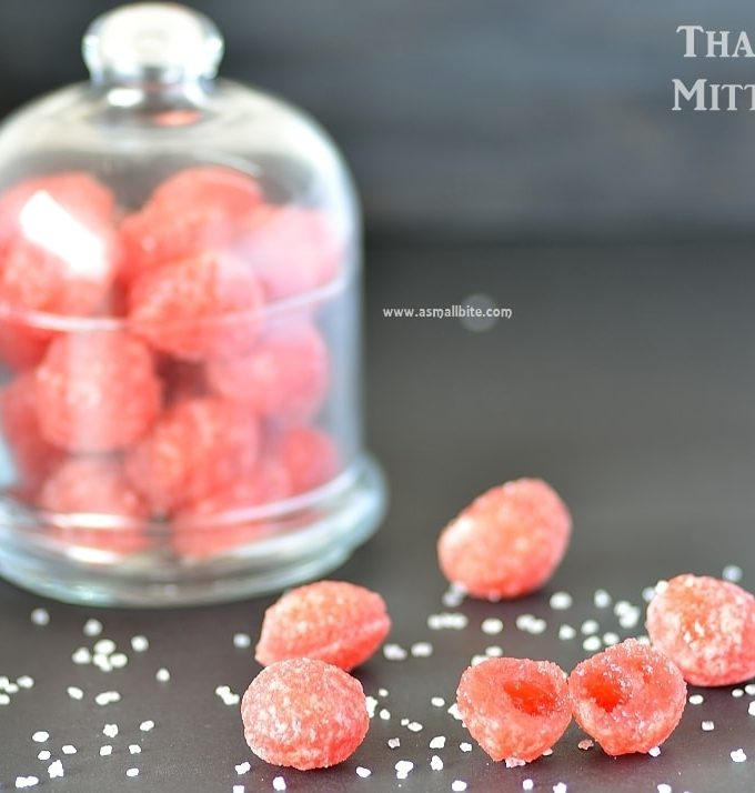 Honey Sugar Candy | Thaen Mittai Recipe