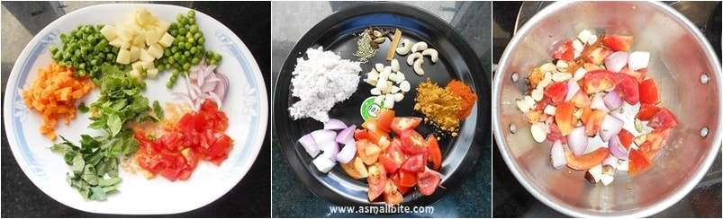 vegetable-salna-parotta-chalna-step1