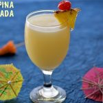 Pina Colada Recipe | Virgin Pina Colada