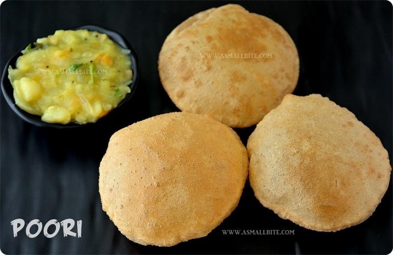 How to make puffy puri