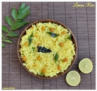 lemon-rice-navratri-recipes