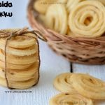 Maida Murukku Recipe | Maida Murukku