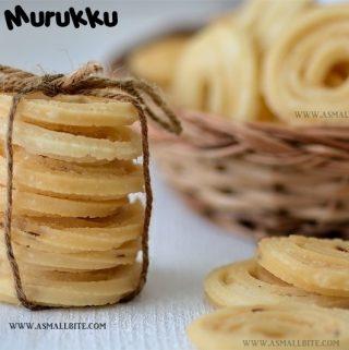 Maida Murukku Recipe