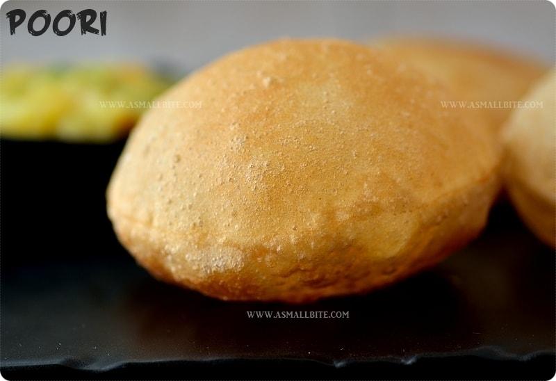 Poori Recipe 1
