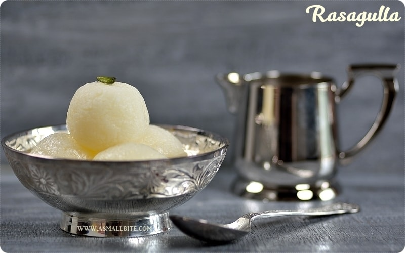 Rasagulla Recipe