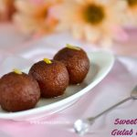 Sweet Potato Gulab Jamun Recipe | Sweet Potato Gulab Jamun