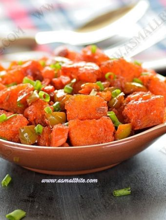 Chilli Idli Recipe | Chilli Idli Fry Recipe