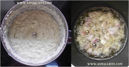 coconut chutney recipe steps3