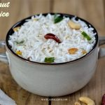 Coconut Rice Recipe | Thengai Sadam