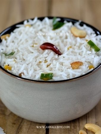 Coconut Rice Recipe 1
