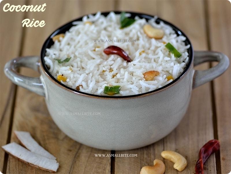 Coconut Rice Recipe